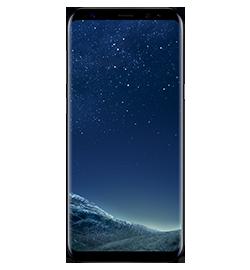 Galaxy S8 Plus - Midnight Black - 64gb