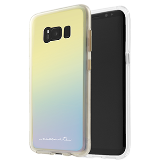 Samsung Galaxy S8 Case-Mate Naked Tough Case - Iridescent