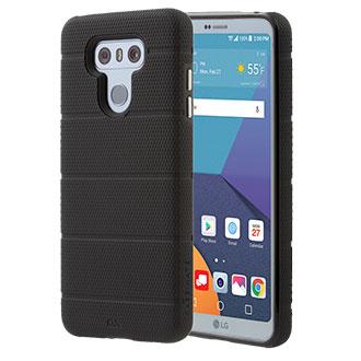 Lg G6 Case-Mate Tough Mag Case - Black