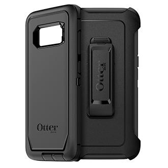 Samsung Galaxy S8 Otterbox Defender Series Case - Black