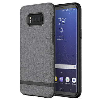 Samsung Galaxy S8 Plus Incipio Esquire Series - Gray