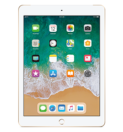 iPad - Gold - 128gb