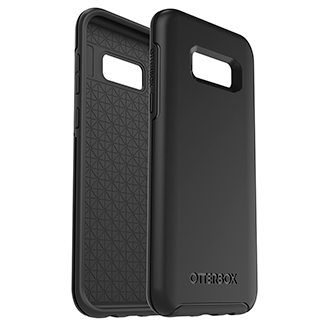 Samsung Galaxy S8 Plus Otterbox Symmetry Series Case - Black