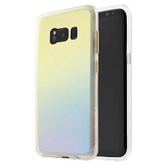 Samsung Galaxy S8 Plus Case-Mate Naked Tough Case - Iridescent
