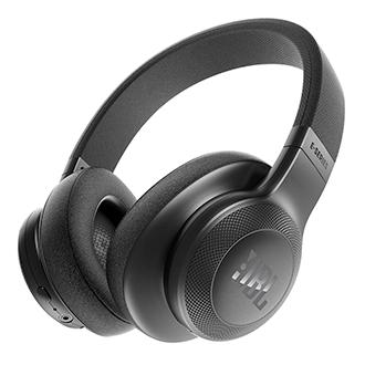 Jbl E55bt On Ear Headphones - Black