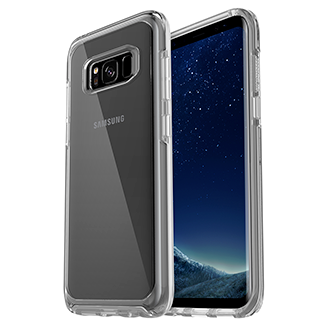 Samsung Galaxy S8 Otterbox Symmetry Series Case - Clear