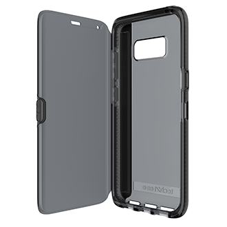 Samsung Galaxy S8 Tech21 Evo Wallet - Black