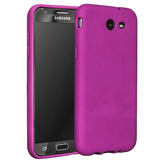 Samsung Galaxy J3 Prime T-Mobile Flex Protective Cover - Magenta