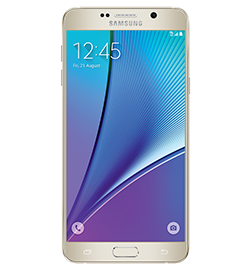 Galaxy Note5 - Gold - 32gb - Certified Pre-Owned