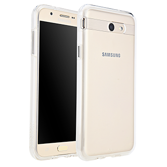 Samsung Galaxy J7 Prime Case-Mate Naked Tough Case - Clear