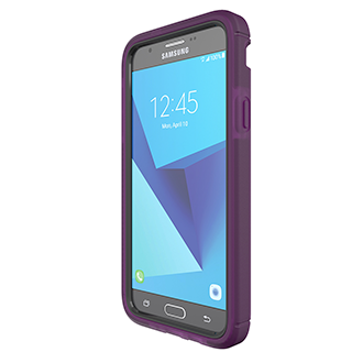 Samsung Galaxy J7 Prime Tech21 Evo Tactical Rugged Edition - Violet