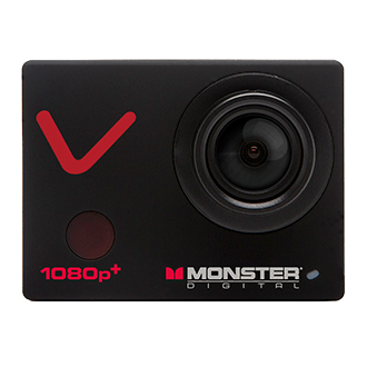 Monster Digital Vision Hd Plus Action Sports Camera