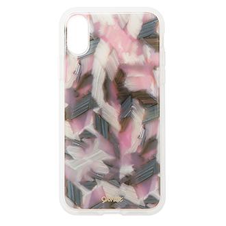 Apple iPhone X Sonix Clear Coat Tort Case - Pink Multi