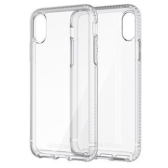 Apple iPhone X Tech21 Pure Clear Case - Clear