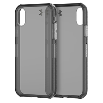 Apple iPhone X Under Armour Verge Case - Smoke
