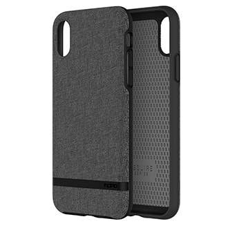 Apple iPhone X Incipio Esquire Series Case - Carnaby Gray