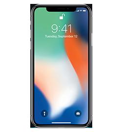 iPhone X - Silver - 256gb