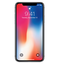 iPhone X - Space Gray - 256gb