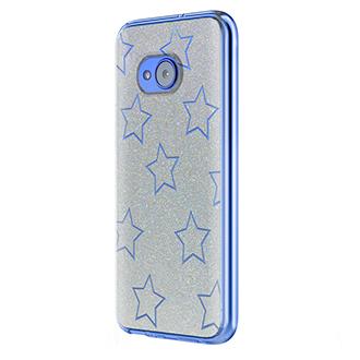 Htc U11 Life Incipio Design Series Glam Case - Star Silver