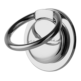 Case-Mate Ring - Silver