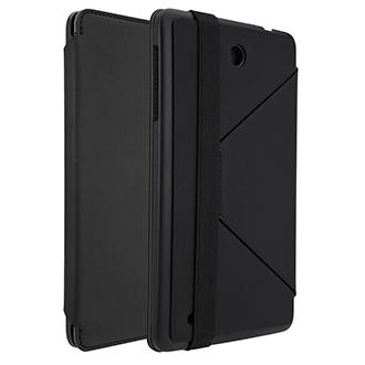 T-Mobile Alcatel A30 Folio Case - Black/gray