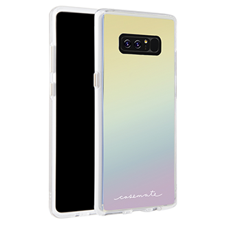 Samsung Galaxy Note8 Case-Mate Naked Tough Case - Iridescent