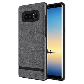 Samsung Galaxy Note8 Incipio Esquire Series Case - Carnaby Gray