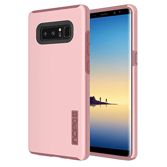 Samsung Galaxy Note8 Incipio Dualpro Case - Rose Quartz