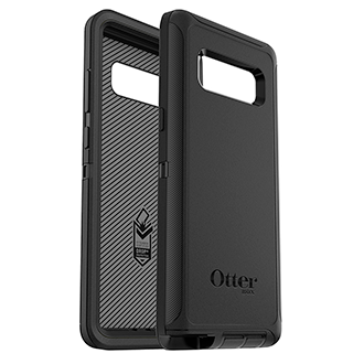 Samsung Galaxy Note8 Otterbox Defender Series Case - Black