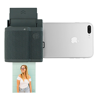 Prynt Pocket - Instant Photo Printer For iPhone - Graphite