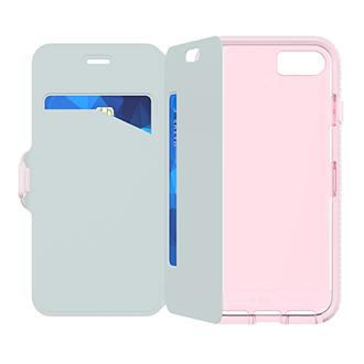 Apple iPhone 7/8 Plus Tech21 Evo Wallet - Light Pink