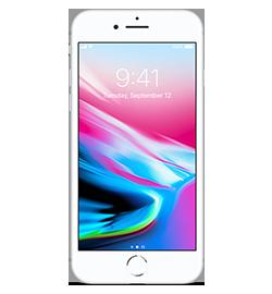 iPhone 8 - Silver - 256gb