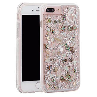 Apple iPhone 7/8 Plus Case-Mate Karat Case - Pearl