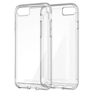 Apple iPhone 7/8 Plus Tech21 Pure Clear Case - Clear