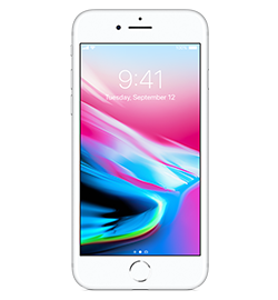 iPhone 8 - Silver - 64gb
