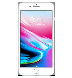 iPhone 8 Plus - Silver - 64gb