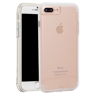 Apple iPhone 7/8 Plus Case-Matetough Clear Case - Clear