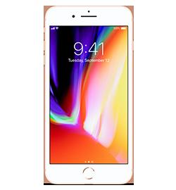 iPhone 8 Plus - Gold - 64gb