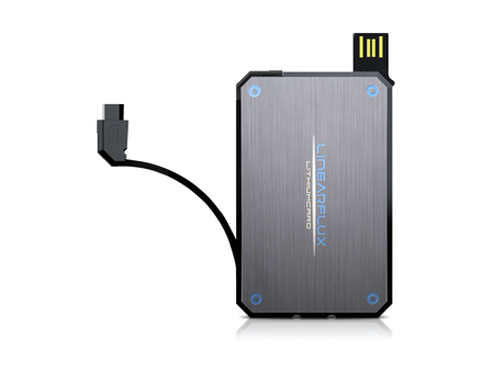LinearFlux LithiumCard 1200mAh - Lightning