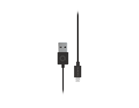 Quikcell Charge and Sync Cable - Lightning to USB