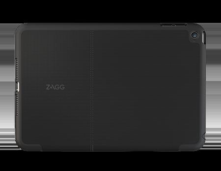 ZAGG Backlit Hinged Fabric Folio Keyboard - iPad mini 4