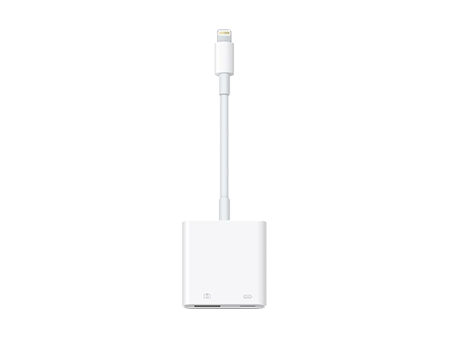 Apple Lightning To USB-3 Camera Adapter