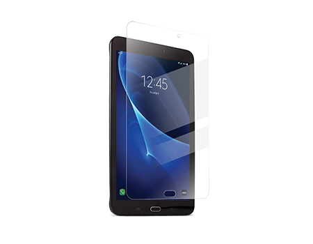 BodyGuardz Pure Tempered Glass Screen Protector - Samsung Galaxy Tab E