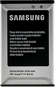 Standard Li-Ion 2050 mAh Battery - Samsung Galaxy Express Prime/J3 (2016)