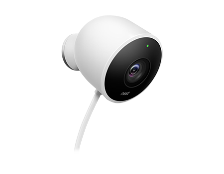Nest Outdoor Cam Security Camera