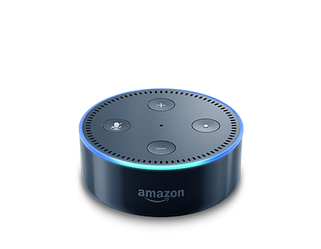 Amazon Echo Dot Wi-Fi Connected Speaker