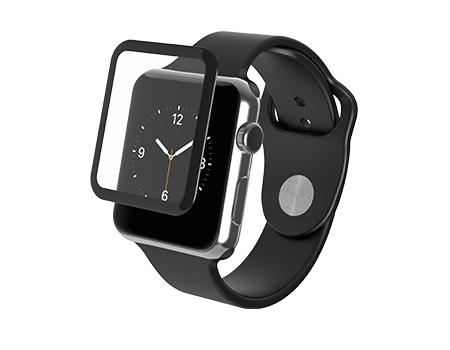 ZAGG InvisibleShield Glass Luxe Screen Protector - Apple Watch Series 1