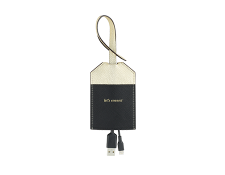kate spade new york Purse Tag with Lightning Connector