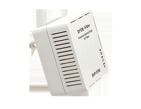 brite-View 500Mbps Powerline Single Unit
