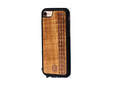 Sonix Pono Wood Hawaiian Tapa Tribal Case - iPhone 7